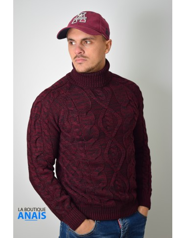 PULL COL ROULE